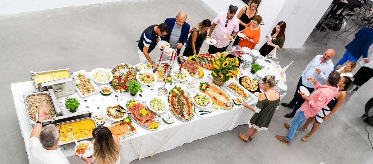 buffet traiteur événement